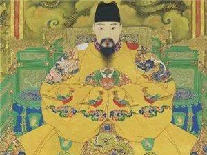 【忆史】历史上最深情的皇帝:一生只娶一妻,只育一子