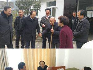 旬阳人文学会携手爱心企业家张龙走进铜钱关镇区域敬老院送光明