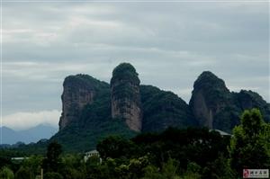 龙虎山景观