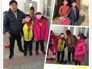 【团队简讯】团队完成对龙凤胎姐弟的爱心接力