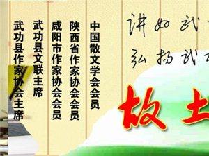 【绿野书院】一片丹心向阳开――记武功县文联主席、作协主席杜晓辉同志