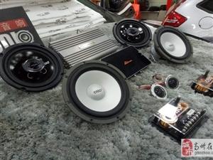 吉普自由光音响改装升级德国oiio欧艾高保真汽车音响