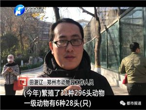 郑州动物园今年增加296只宝宝 动物家族新萌宠来袭
