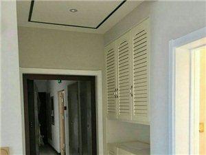 涞水西苑华庭三居简欧风格装修完工实拍照片