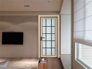 铝合金门窗-平开门系列