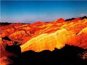 厉害了!陕西发现国内最大规模丹霞地质遗迹景观带