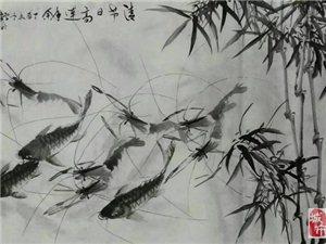 史庆尧国画精品展(组图)