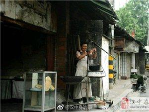 消逝中的汉中东关老街
