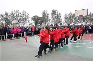 【汉洲悦图】广汉市2017年职工趣味运动会实拍――拔河比赛(组图)