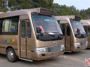 长兴首批纯电动镇域公交本月底上线运营