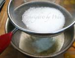 电子锅就能做的抹茶蛋糕