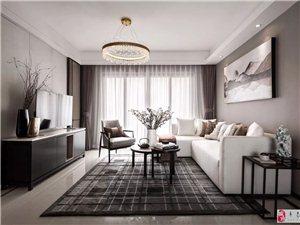 有东方神韵的新中式家居装饰欣赏