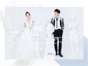 胭脂映像带你欣赏一组美美的婚纱照