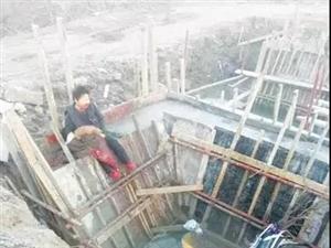 临泉一打工女子摔下在建大桥,面部粉碎性骨折,牙齿掉了几颗!
