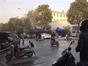 汉台区政府对道路高频次洒水影响市民出行表歉意