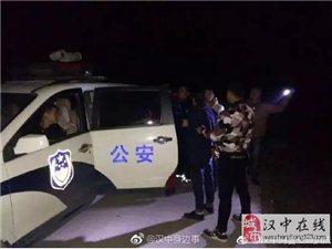 汉中女子假装路人偷电动车,终被抓获
