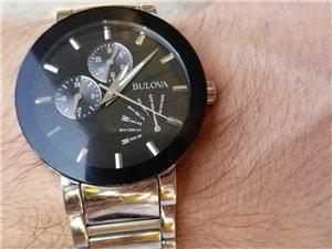 一只旧手表
