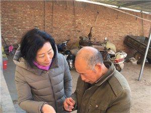 原阳法院:进村入户大走访  宣传帮扶送温暖