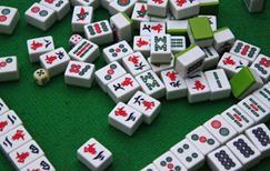 我能想到最浪漫的事,就是和你一起搓麻将,一切尽在108张方块的碰撞中