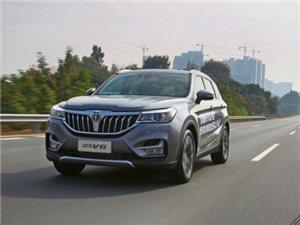 试驾华晨中华V6:宽体、智能互联引领SUV新风潮