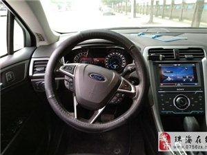福特蒙迪欧 2013款 2.0L GTDi240豪华运动型¥14.30
