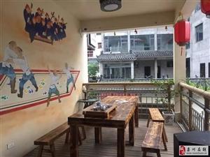 大南沟有这样一家餐厅,据说可以带你穿越到清宫!