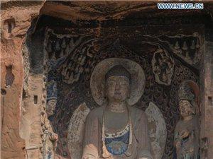 夹江162窟临江陡峭的石刻被列入第六批全国重点文物保护单位