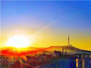 我们心中的红太阳!