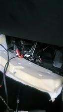 奔驰C180音响改装