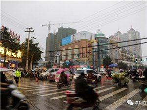 【走近】第11期:93年单身女交警,她们是潢川城区中心路口的巾帼英雄!