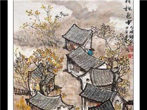 【名扬武功】豪情抒故土  丹心靓乡村―书画家弓晓钟(视频)