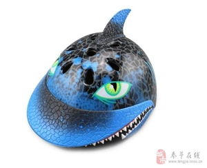 莱斯狐儿童头盔