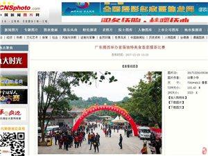 中新社发表:揭西擂茶比赛新闻照片