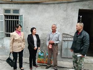 龙江镇送温暖、得民心、获点赞