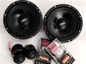 起亚K2音响改装升级德国oiio欧艾PS165A入门级产品