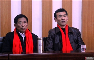 湖口县体育舞蹈协会举行第二届年会(2)