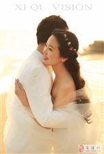 唯美系列婚纱照