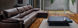 真皮功能沙发垫保养?