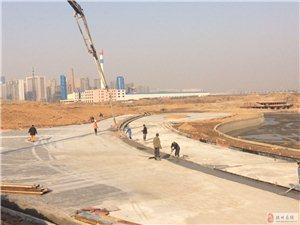 日常工作展示——三里河下游整治项目