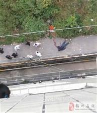 黄塘医院有人跳楼了,怎么回事?