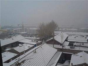 20年前的下雪天,老荥阳是怎么过的,忍不住泪奔