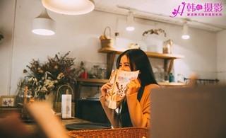 日系咖啡厅的美照,美片来啦