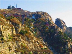 【登泰山】泰山之巅,能享受到这独一无二的美景,真乃是人生一大幸事!