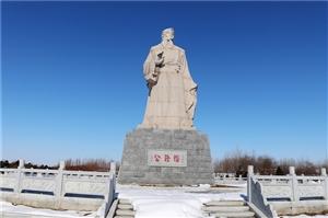 【大潢庄】第十一期:大雪覆盖下的隆古,村民赶集堵车忙,黄国故城穿银装