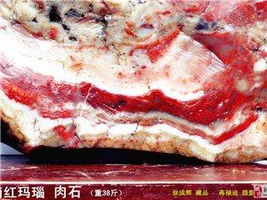 南红玛瑙肉石