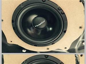 丰田凯美瑞音响改装升级美国美乐福发烧级汽车音响