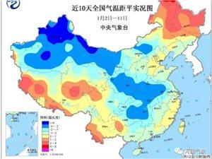 熬过入冬来的最冷天!郑州气温飙到12℃!然而下周雨雪又来