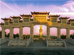 仙佛寺风光秀美