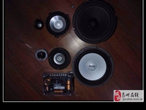路虎揽胜音响改装升级德国oiio欧艾X516.3三分频套装喇叭