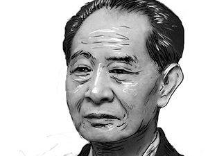 胡耀邦辞去中共中央总书记职务